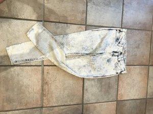 1921 Spijkerbroek wit