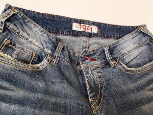 1921 Boot Cut spijkerbroek blauw