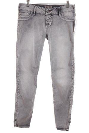 1921 Skinny Jeans grau Casual-Look