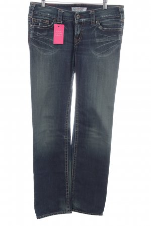 1921 Straight Leg Jeans blue casual look