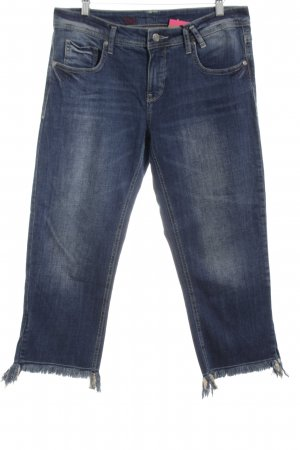1969 7/8 Jeans blau Casual-Look
