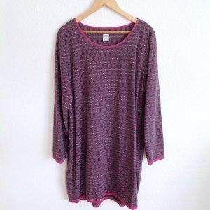 199€ Deerberg Mandala Yoga Kleid Baumwolle Öko Bio Waldorf Longshirt M L XL