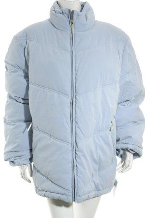 1st B Winterjacke himmelblau Casual-Look