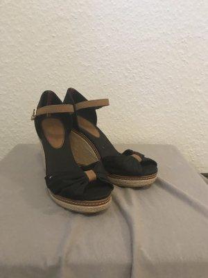 *1x getragen* Peeptoe Sandalette von Tommy Hilfiger