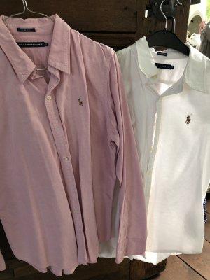 2 Baumwollhemden von Ralph Lauren