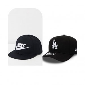 Nike Baseball Cap black-white