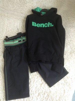 Bench Shirt met capuchon veelkleurig