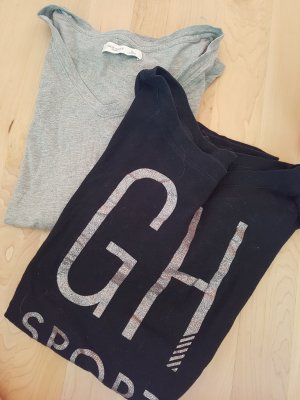 2 Gilly Hicks tops