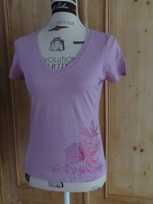 2 hübsche Shirts mit metallic Print- Esprit Sports - Gr. 36