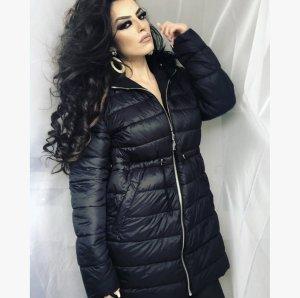 H&M Veste double noir-argenté