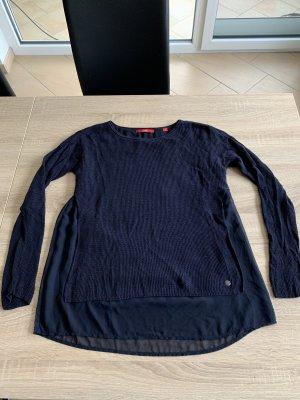 2 in 1 Pullover und Bluse