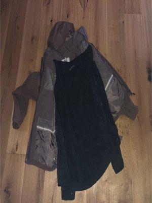 2 in eins Jacke von Salewa sozusagen auch eine Skijacke herausnehmbarer Fleecejacke