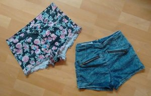 2 Jeans-Shorts Gr. 34