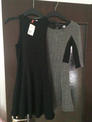 2 Kleider XS A-Linie
