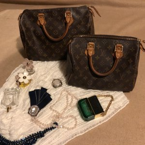2 Louis Vuitton Tasche