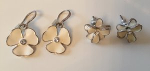 2 paar Blumenohrringe von Pilgrim