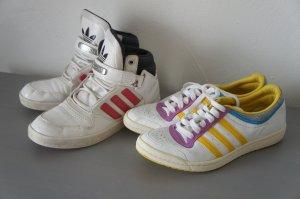 2 Paare Adidas Schuhe Größe 38