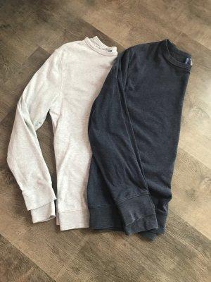 2 Pullover aus der Männerabteilung
