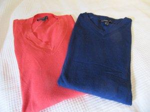 2 schöne MANGO Pullover