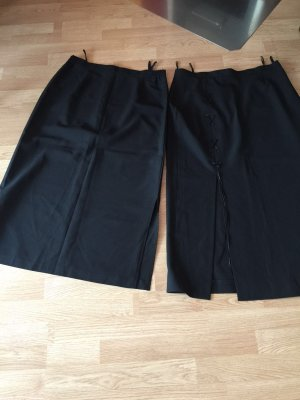 2 Schwarze lange Röcke top