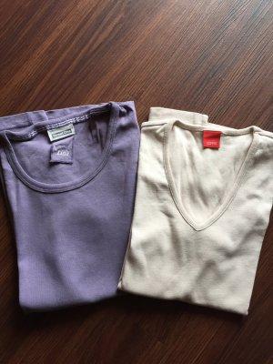 2 Shirts Street One und Esprit Größe M/L