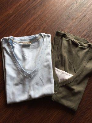 2 Shirts von Street One in Größe L