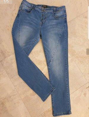 2 Stk.Ulla Popken Stretch Curvy Jeans GR44