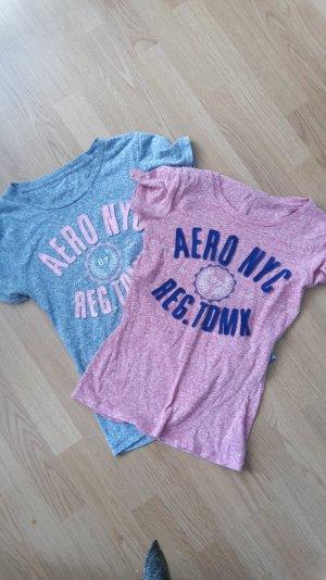 2 T-Shirt Shirt Aero Aeropostale