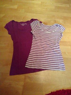 2 T-Shirts im Doppelpack für nur 6€