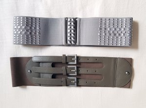 Pieces Waist Belt multicolored imitation leather