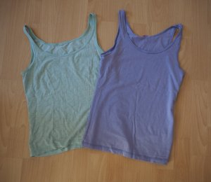 2 Tank Tops camisole cami Trägertops