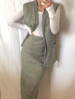 Wool Skirt multicolored