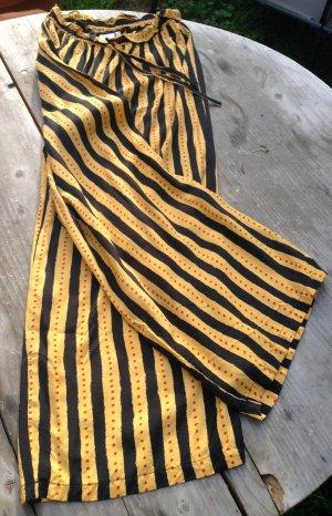 2-Teiler, Blusenshirt mit weiter, luftiger Hose