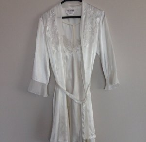 2 Teiler Kleid mit Kimono Dessou