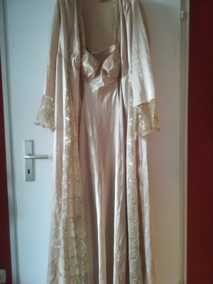 Negligee gold-colored-beige