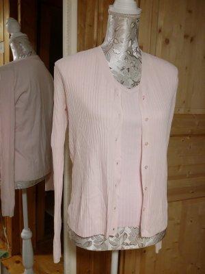 Tchibo / TCM Twin Set tipo suéter light pink viscose