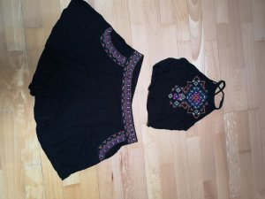 Hollister Twin set nero