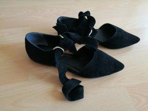 Park Lane High-Heeled Sandals black