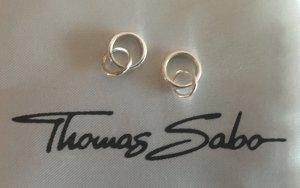 2 Thomas Sabo Charm Mittelstücke für Kette oder Armband