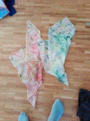 Mouchoir de poche multicolore