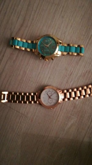 & other stories Montre turquoise
