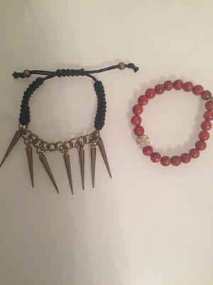 2 verschiedene Armbänder