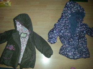 2 Winter Jacken für Mädchen