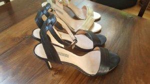 2 x High Heels, 9cm Gr.41
