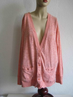 Aeropostale Knitted Cardigan apricot cotton
