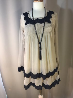 20er Jahre Charlestonkleid - kann auch als Maxibluse getragen werden