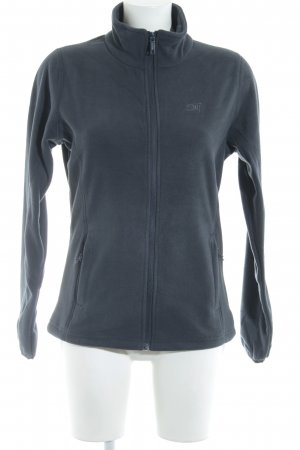 2117 of Sweden Fleecejacke graublau Casual-Look