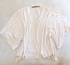 220€ Enza Costa Los Angeles Sheer Boxy Shirt La Garconne Vince James Perse S M L