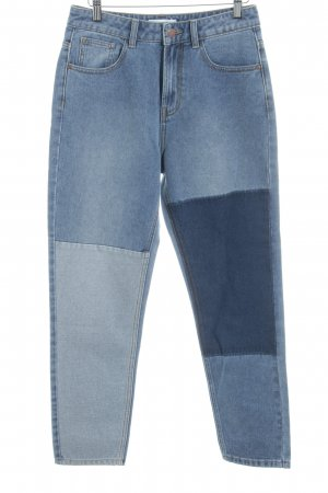 24Colours Tube Jeans slate-gray color gradient casual look