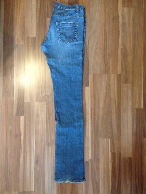 26 wesc denim jeans tight knöpfe cool traumhaft